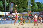 Mezinárodní turnaj ve Slavkově u Brna - finále ženy