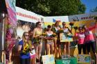 Mezinárodní turnaj ve Slavkově u Brna - ceremoniál ženy